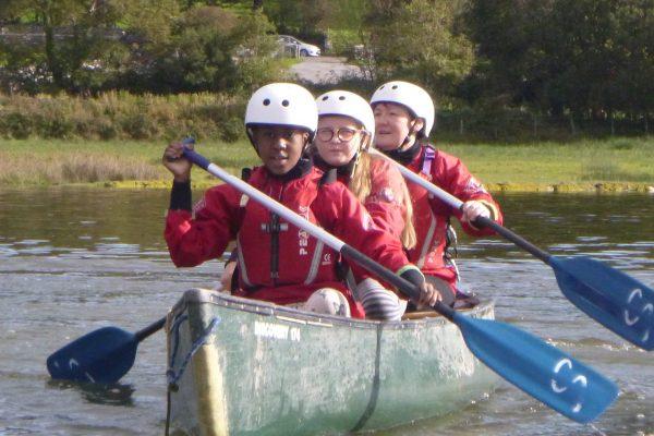 Open Canoeing at CMC Adventure