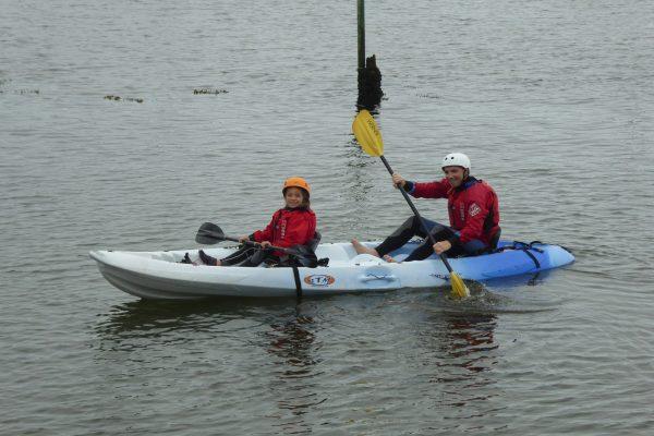 1 Kayaking, ocean quatro